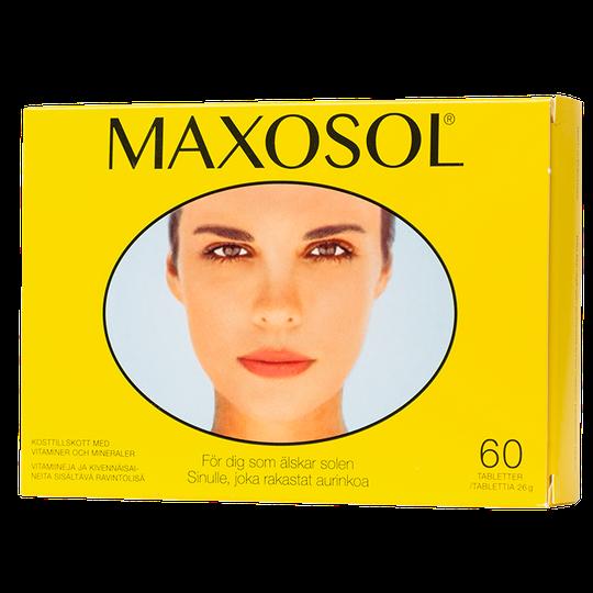Maxosol, 60 tabletter