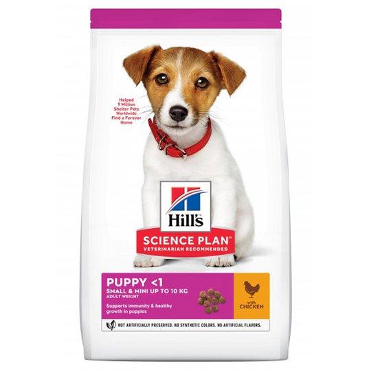 Hill's Science Plan Puppy Small & Mini Chicken (3 kg)