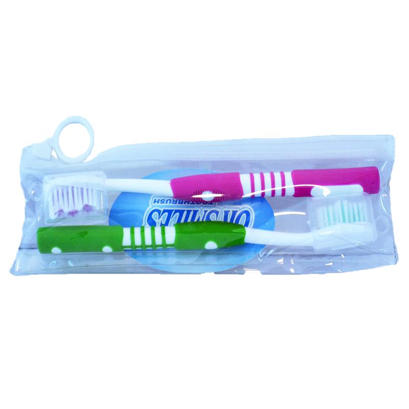 Tandborstar Necessär 2-pack - 50% rabatt
