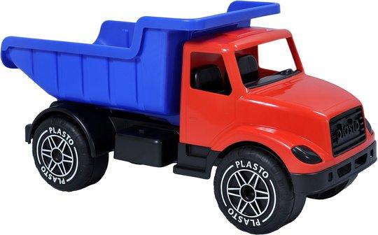 Plasto Stor Lastebil Med Stillegående Hjul