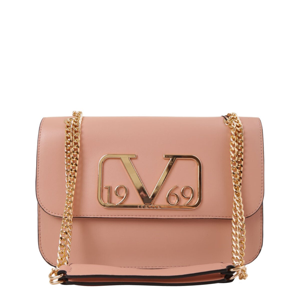 19v69 Italia Women's Handbag Various Colours 318965 - pink UNICA