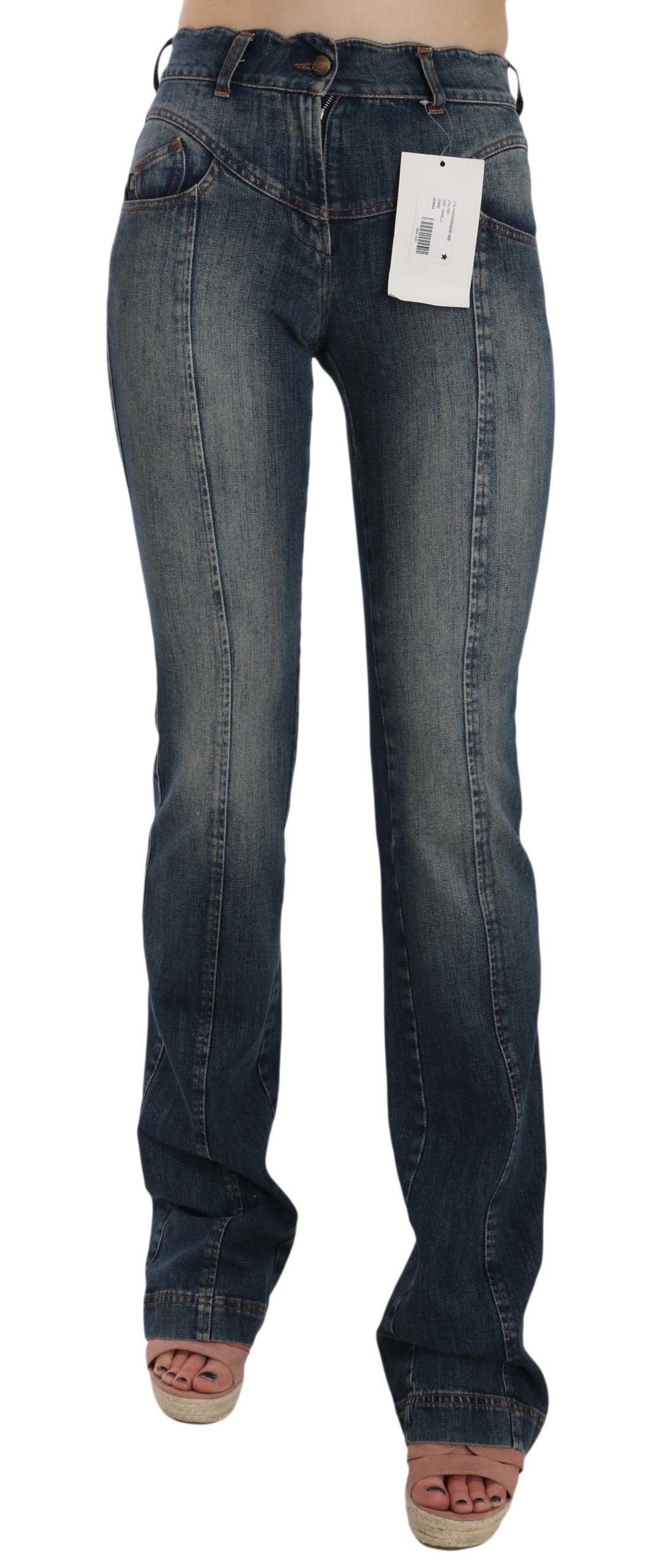 Cavalli Women's Jeans Blue BYX1344 - W26