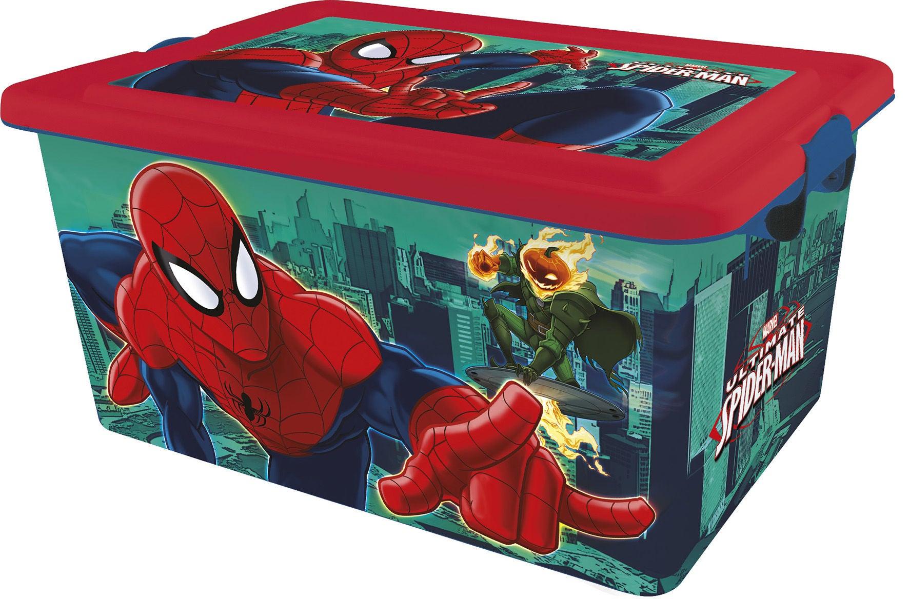 Marvel Spiderman Säilytyslaatikko 23L