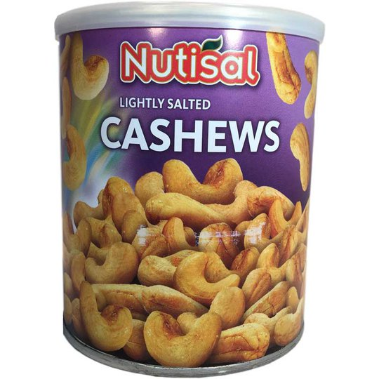 Cashewnötter burk - 75% rabatt