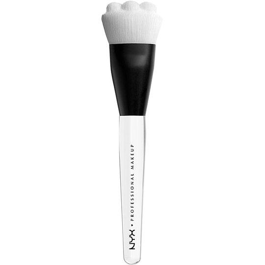High Glass Face Prmer Brush, NYX Professional Makeup Meikkivoide- ja puuterisiveltimet