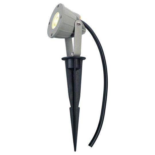 LED-ulkovalaisin NAUTILUS SPIKE, lämmin valkoinen