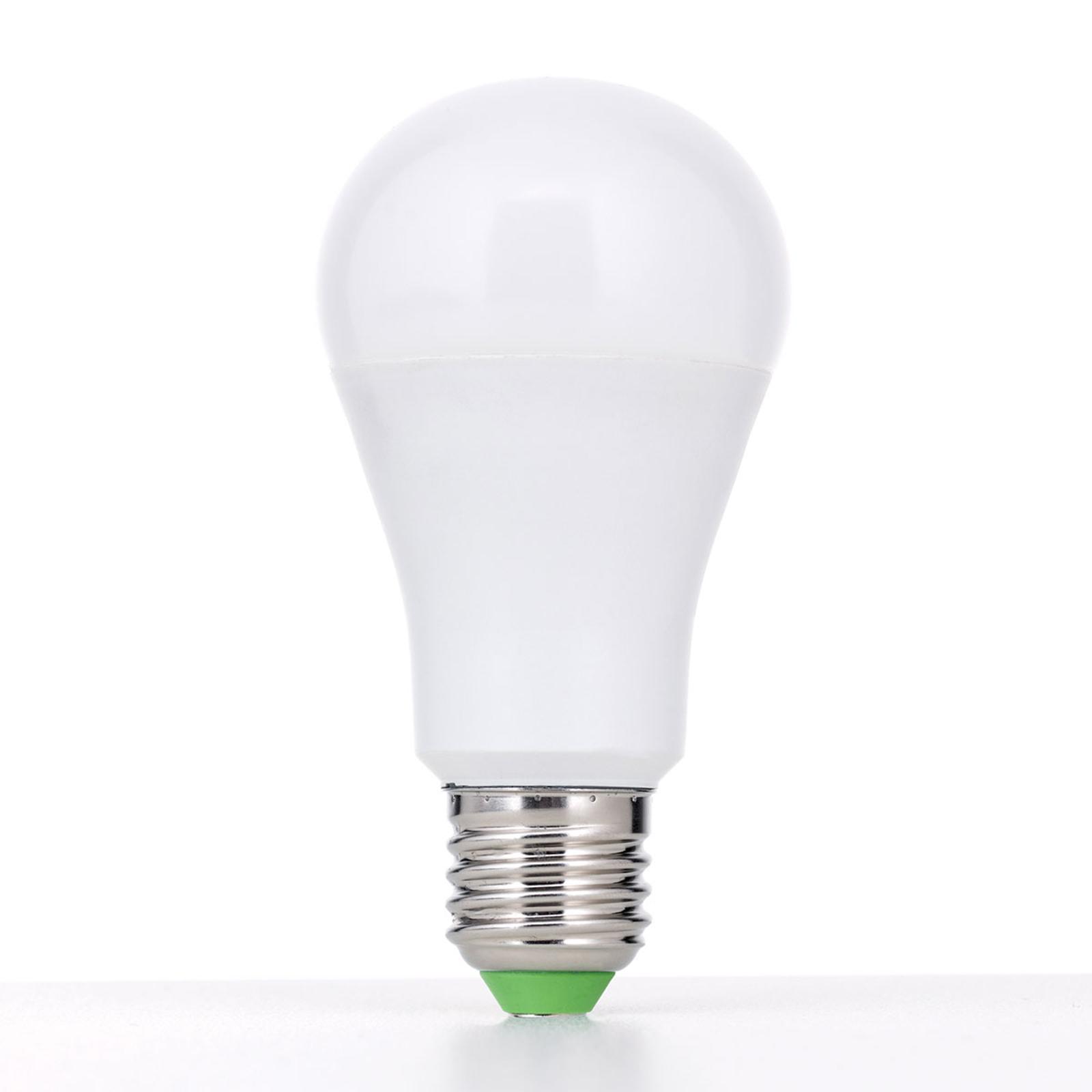 E27-LED-lamppu 18W opaali, himmennettävä