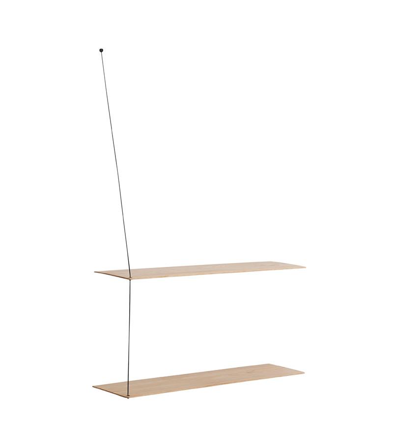 Woud - Stedge Shelf 2.0 - Oak (140012)