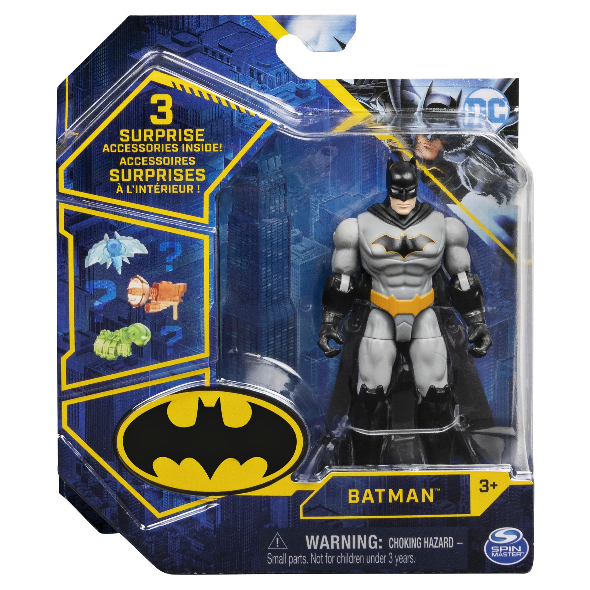 Batman - 10 cm Basic - Batman (20129815)