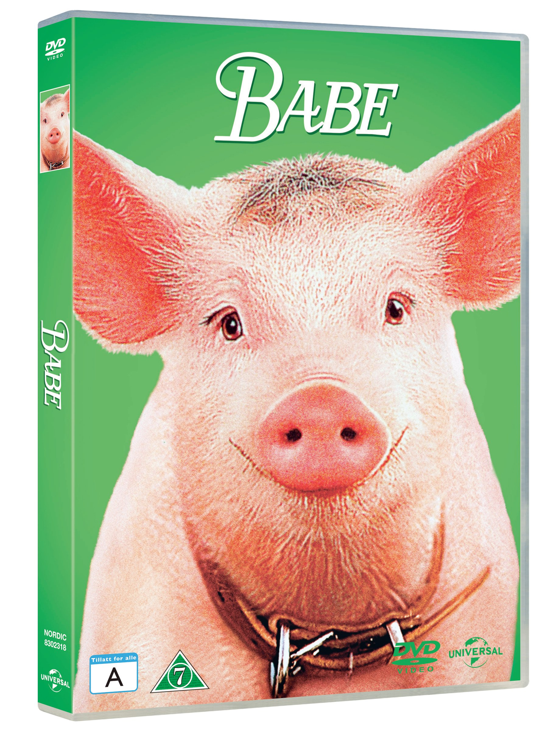 Babe 1: The Gallant Pig - Dvd