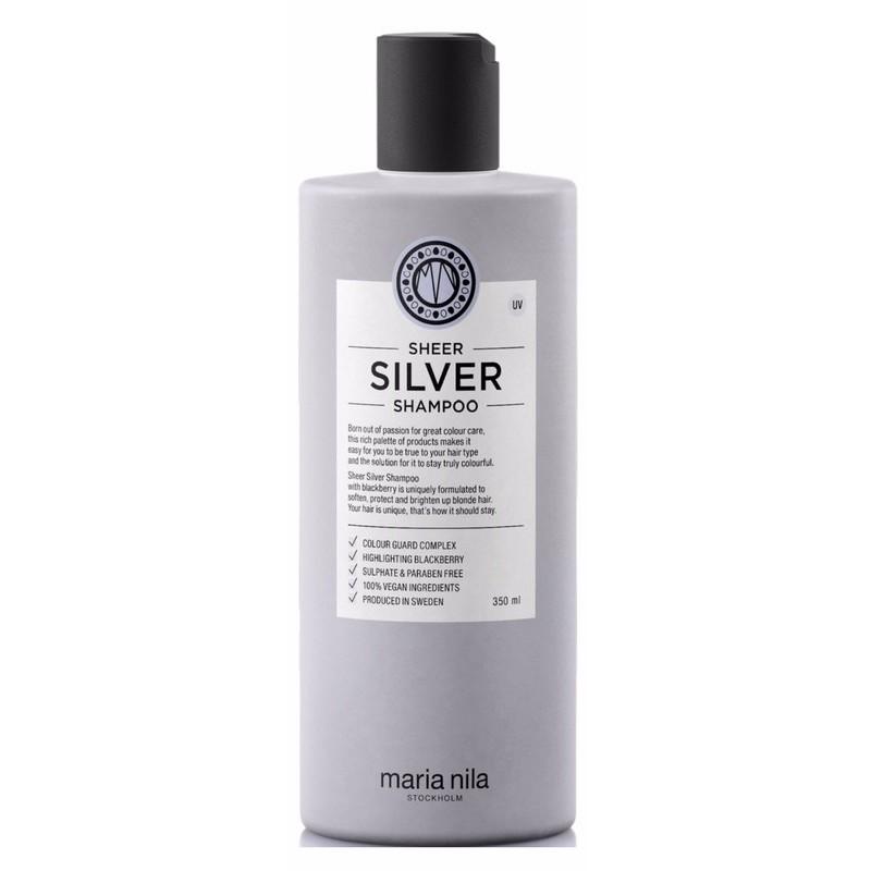 Maria Nila - Sheer Silver Shampoo 350 ml