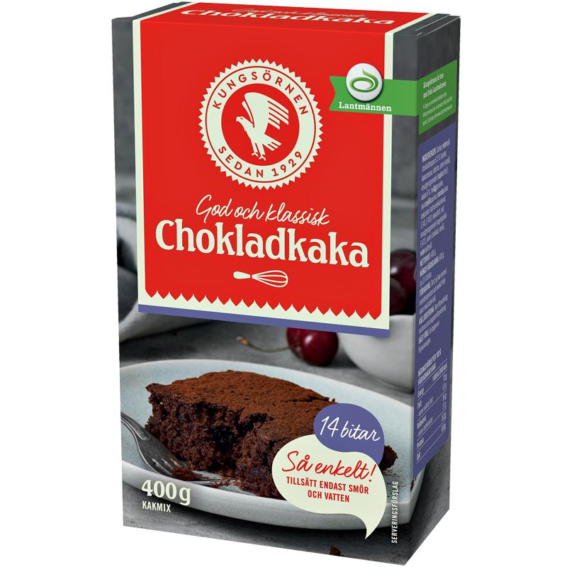 Chokladkaka Mix - 25% rabatt