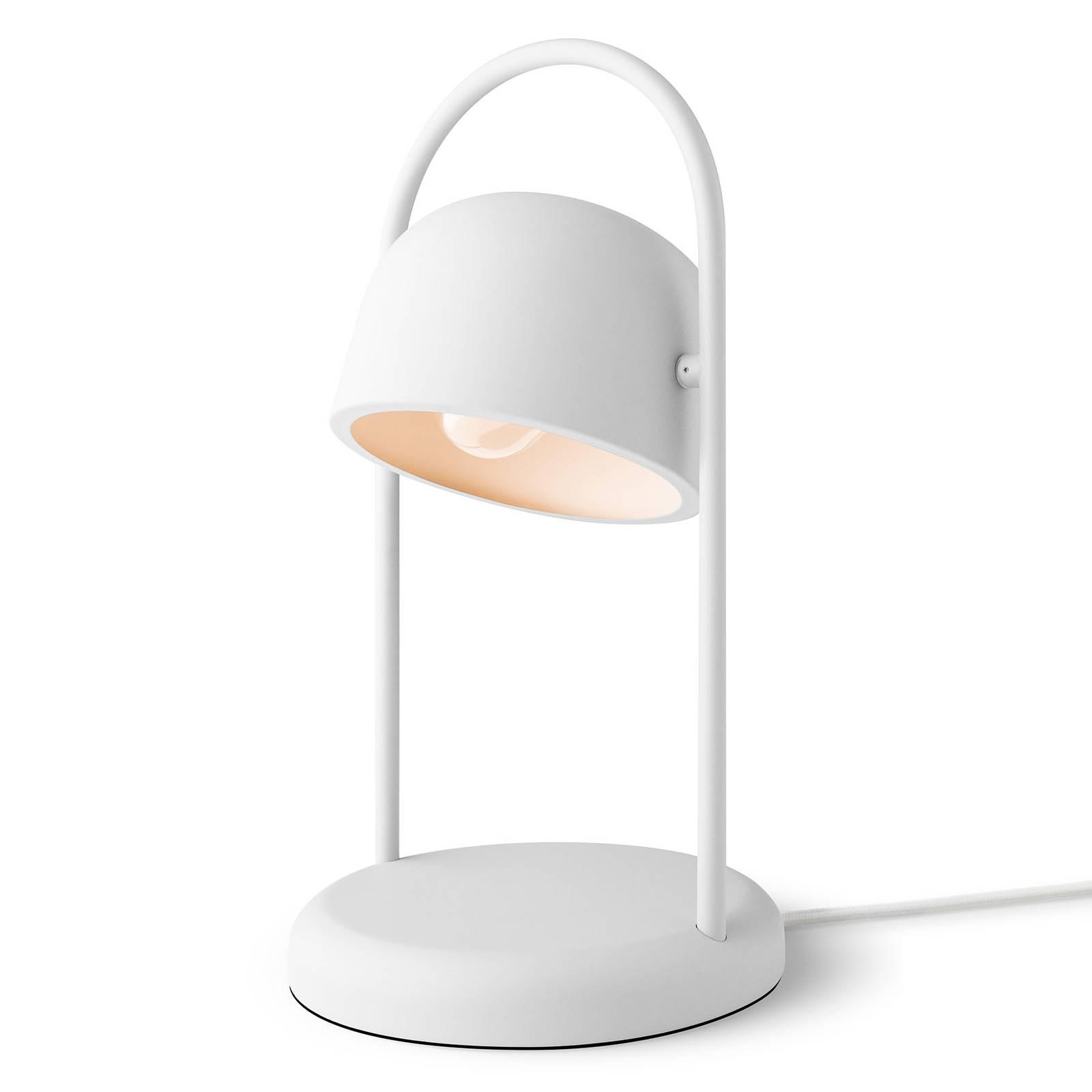 EVA Solo Quay -pöytälamppu, valkoinen