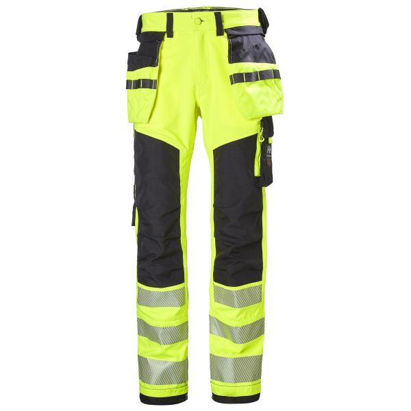 Helly Hansen Workwear ICU Työhousut huomiotakki, keltainen C44