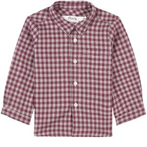 Bonpoint Malo Skjorta Röd 3 år