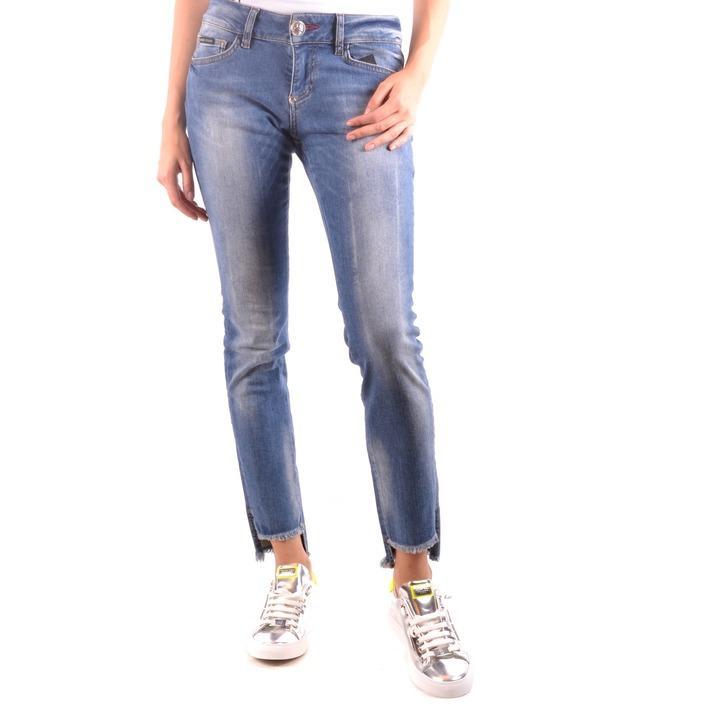 Philipp Plein Women's Jeans Blue 164212 - blue 26