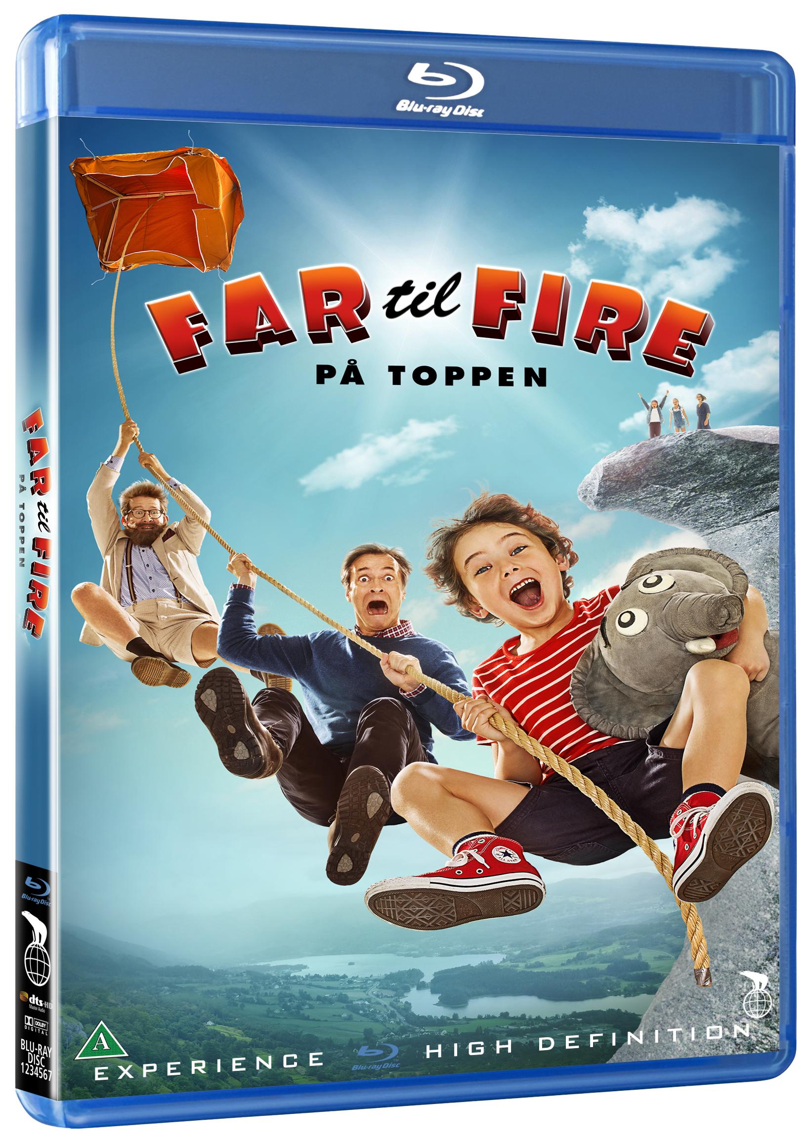 Far Til Fire - På Toppen (Blu-Ray)