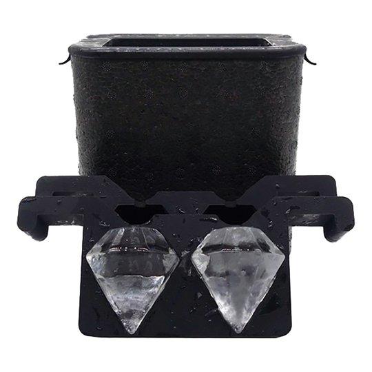 Form för Kristallklar Is - Diamant