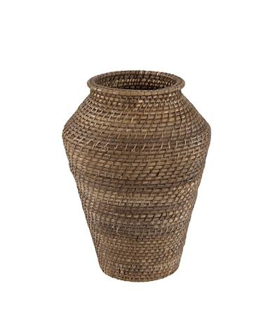 AMAZON snake basket S natural antique