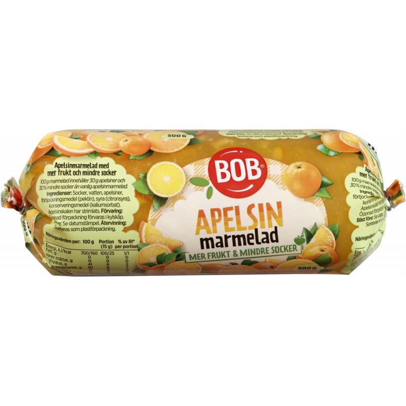 Apelsinmarmelad Lättsockrad - 28% rabatt