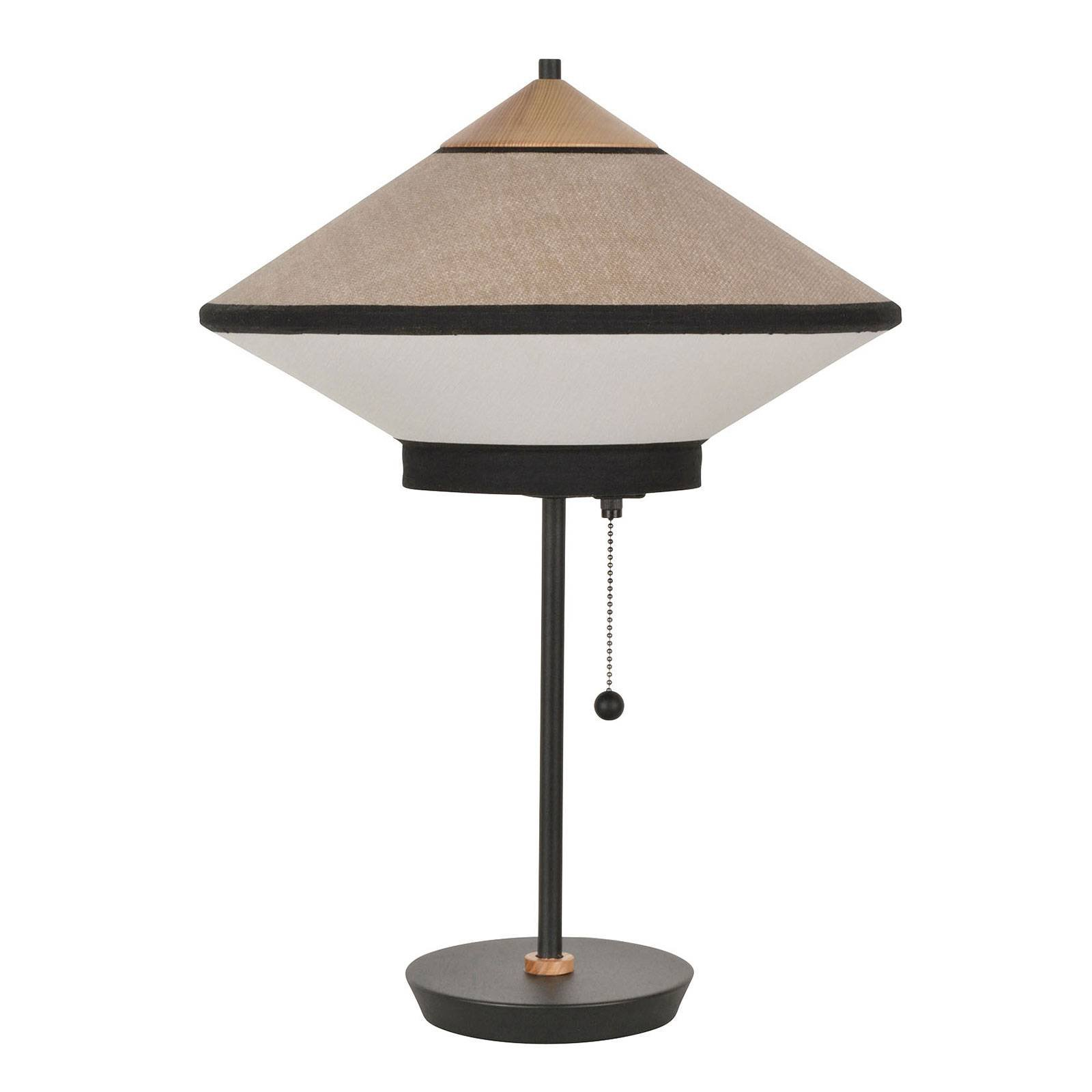 Forestier Cymbal S bordlampe, natur