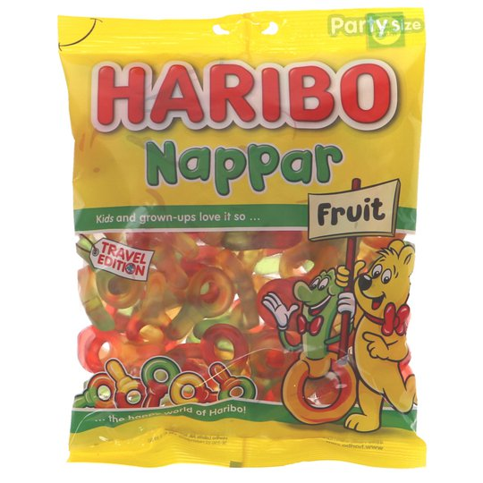 Nappar - 34% rabatt