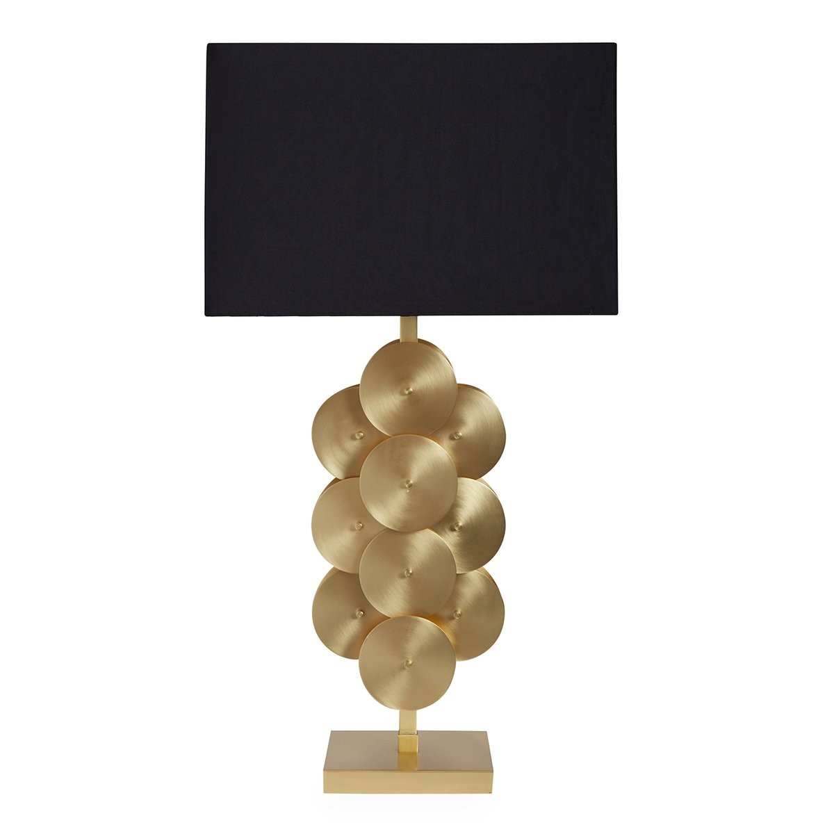 Jonathan Adler I Puzzle Circles Table Lamp