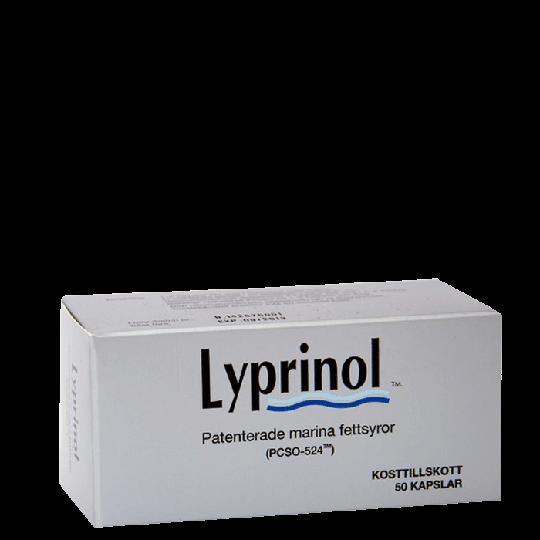 Lyprinol, 50 kapslar