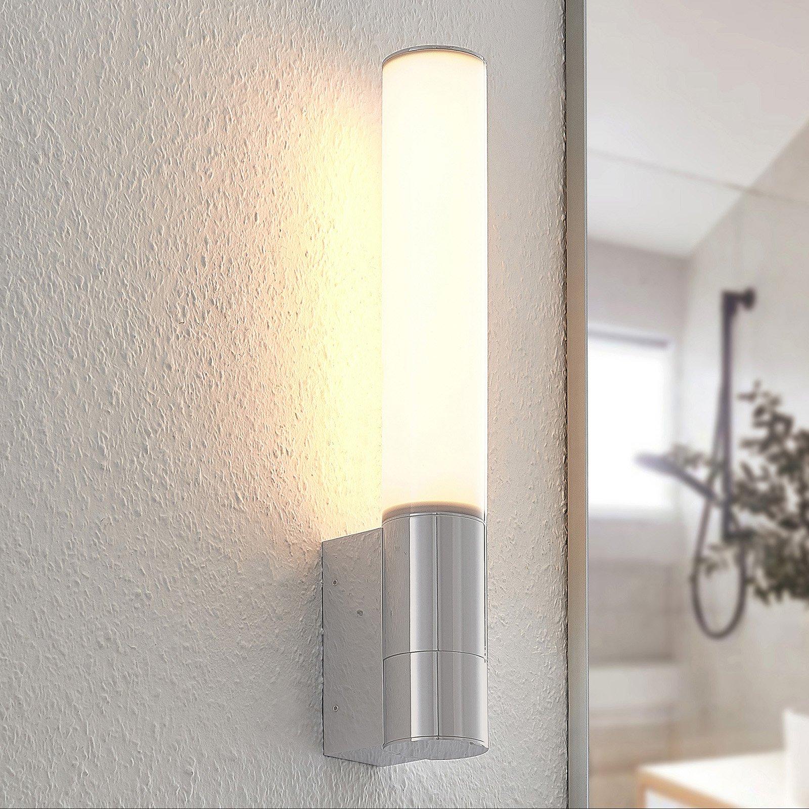 Lindby Stikka LED-vegglampe