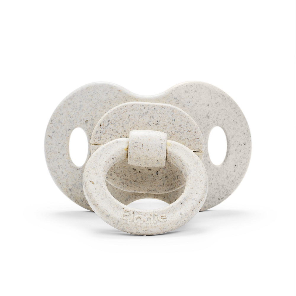 Bamboo Soother Orthodontic 3+ months - Lily White