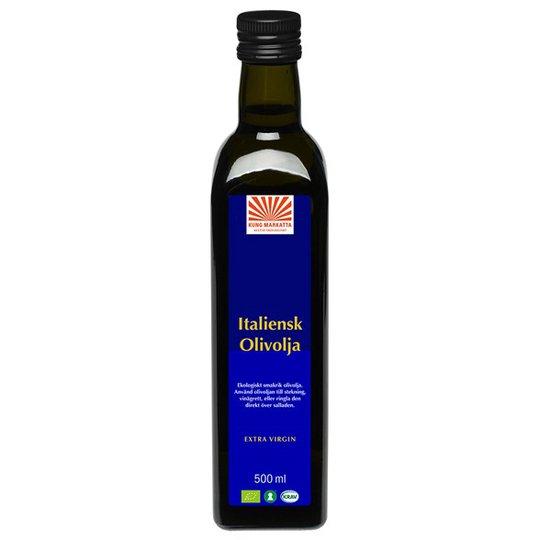 Kung Markatta Italiensk Olivolja Extra Virgin, 500 ml