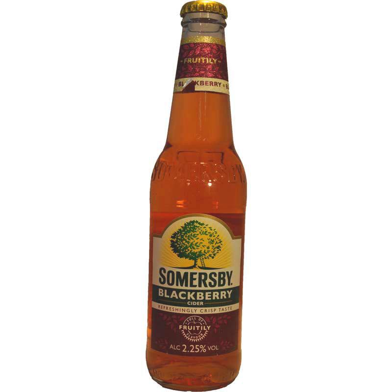 Somersby cider Blackberry - 30% rabatt