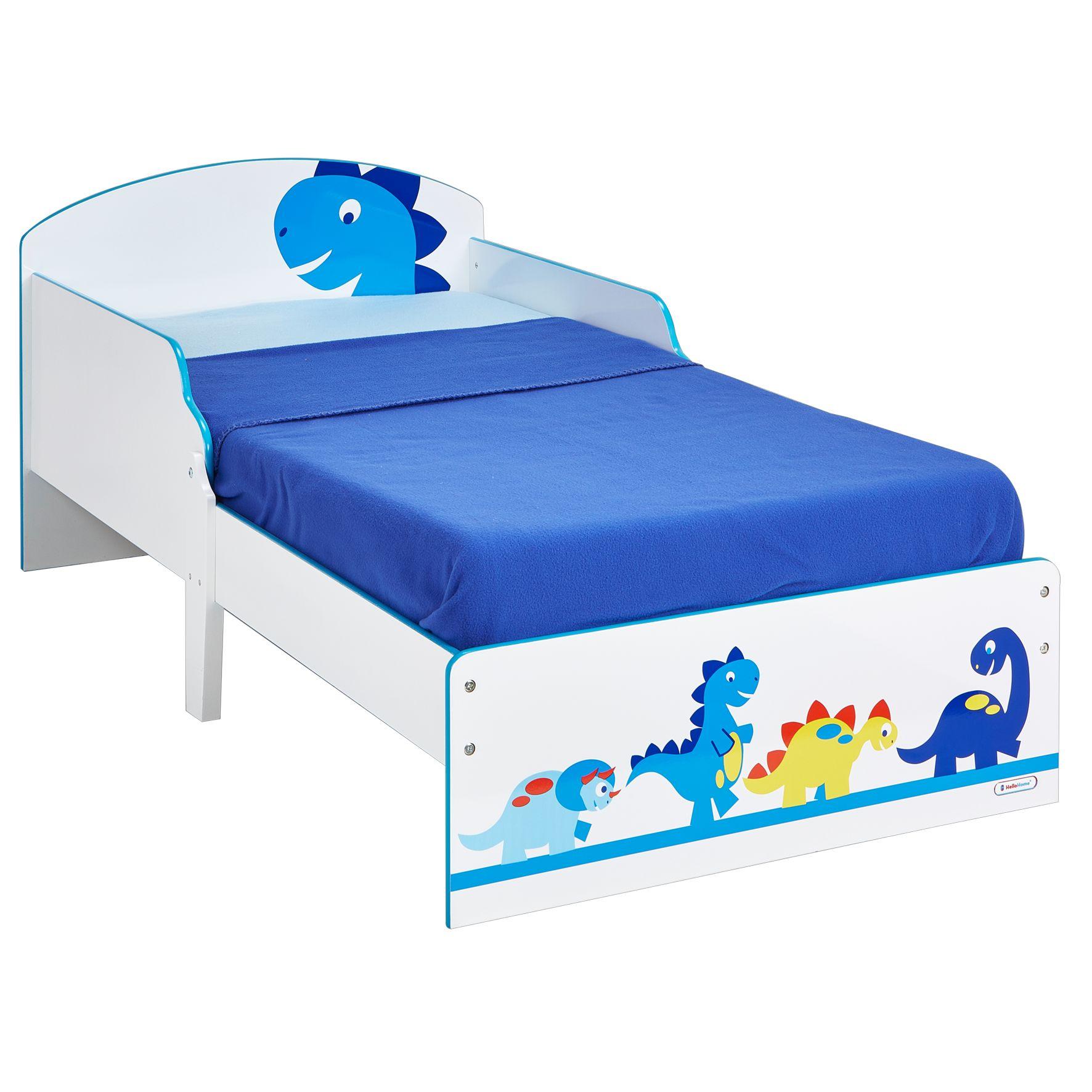 Dinosaur - Kids Toddler Bed (454DIE01EM)