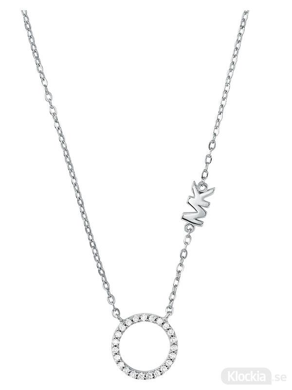 Michael Kors Halsband Premium – Silver MKC1458AN040 - Damsmycke