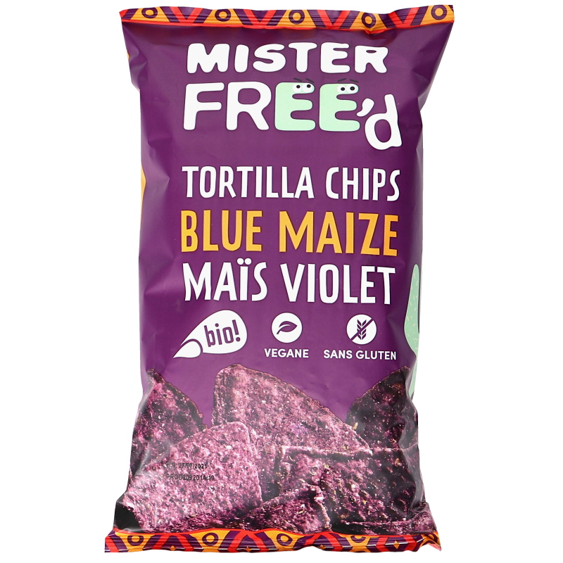Eko Blue Tortilla Chips - 21% rabatt
