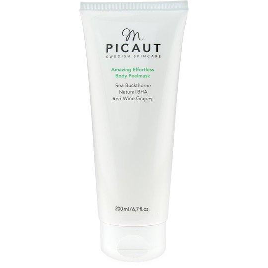 M Picaut Amazing Effortless Body Peel Mask, 200 ml M Picaut Swedish Skincare Kuorinta ja kuivaharjaus