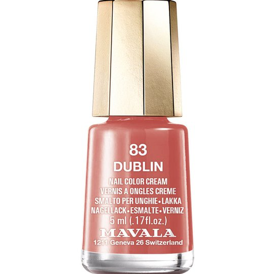 Nail Color Cream, 83 Dublin, 5 ml Mavala Värilakat