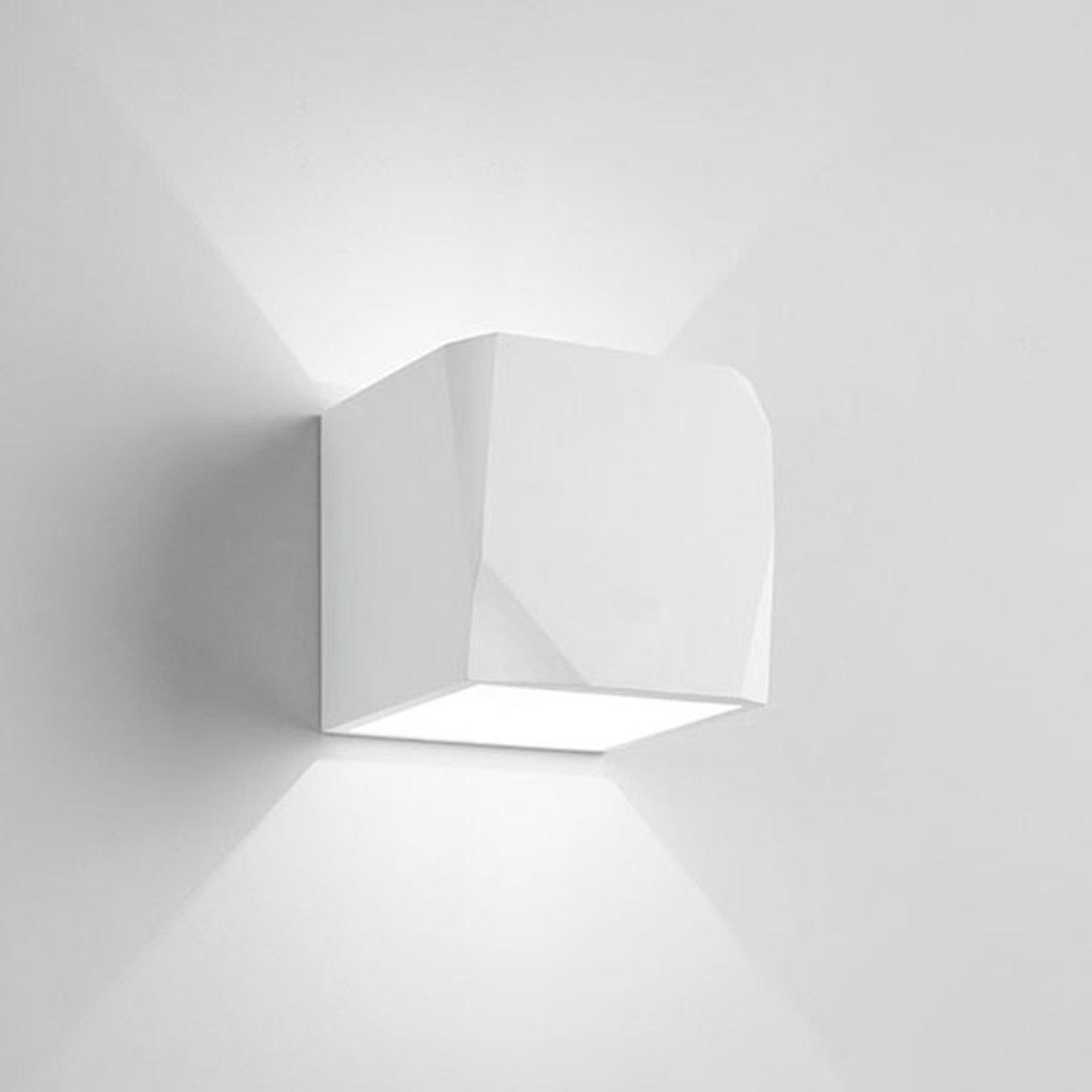 Vegglampe Opus av gips