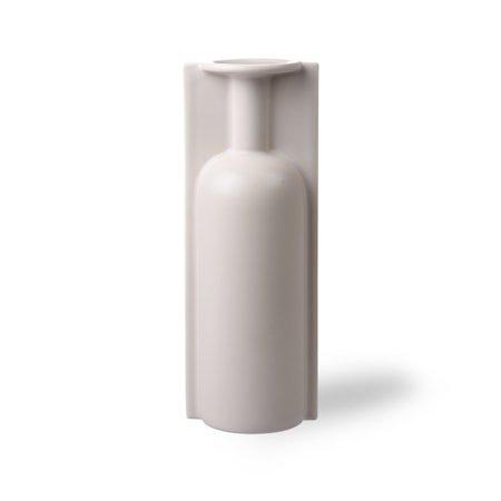 Mold Shape Blomstervase L Beige