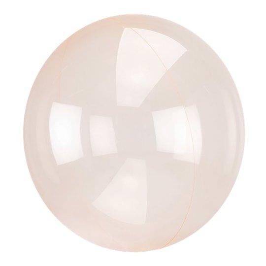 Ballong Crystal Clearz Orange