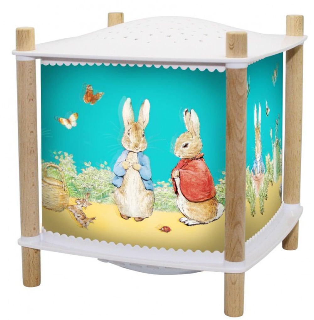 Trousselier Nattlampa Peter Rabbit Magic Lantern