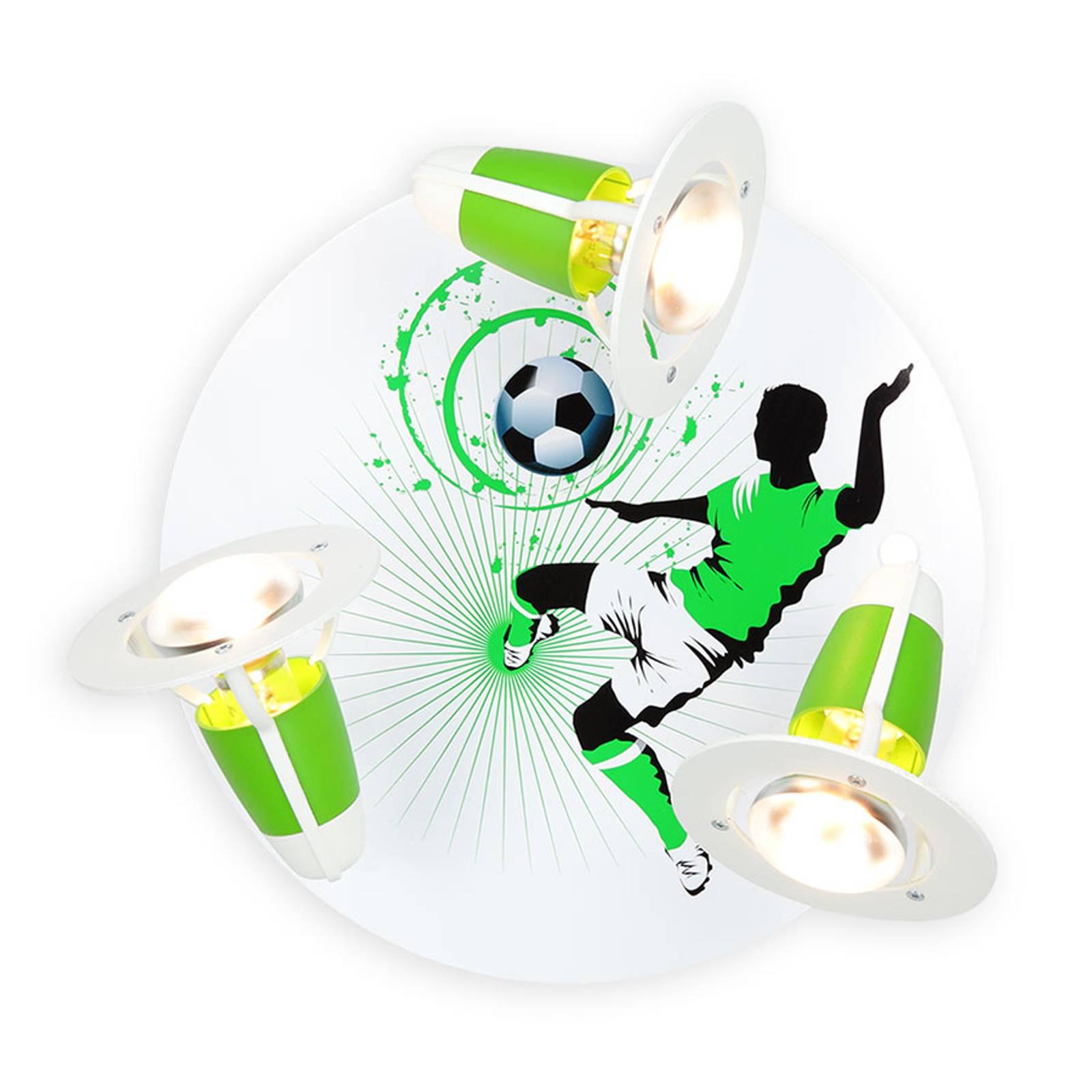 Kattovalaisin Soccer, 3-lamppuinen