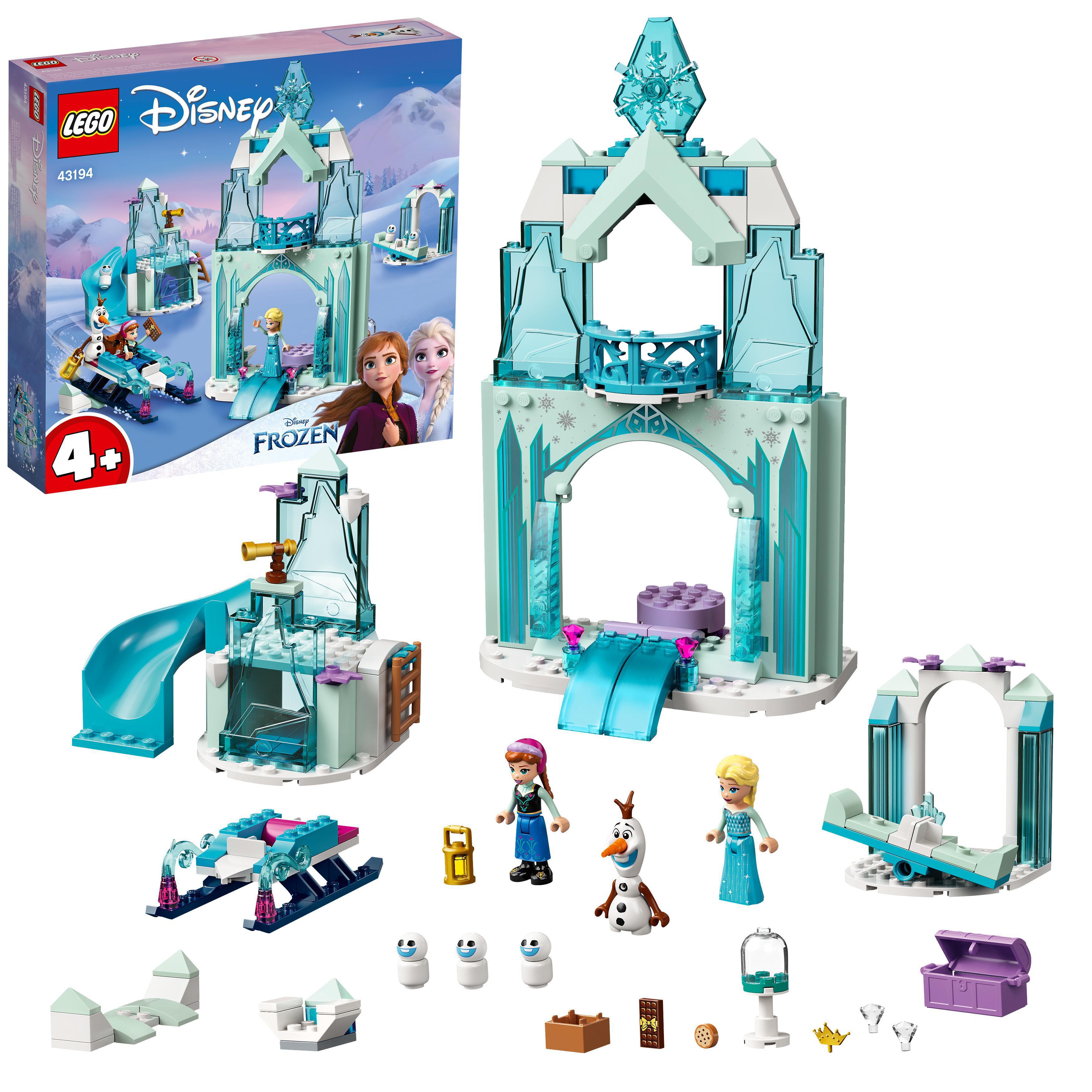 LEGO Disney Princess - Anna and Elsa's Frozen Wonderland (43194)
