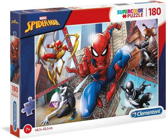 Marvel Spider-Man Puslespill 180 Brikker