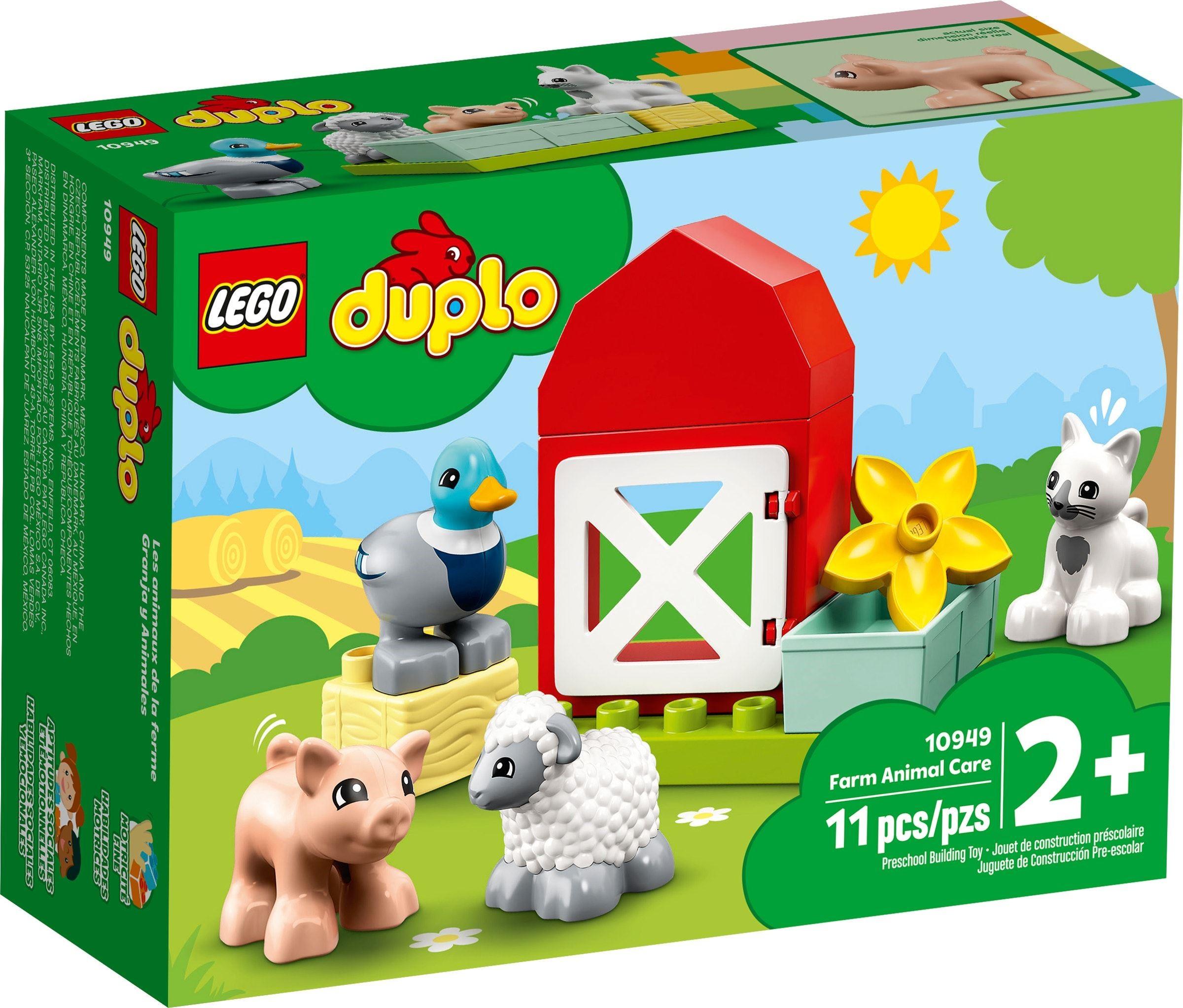 LEGO DUPLO - Farm Animal Care (10949)