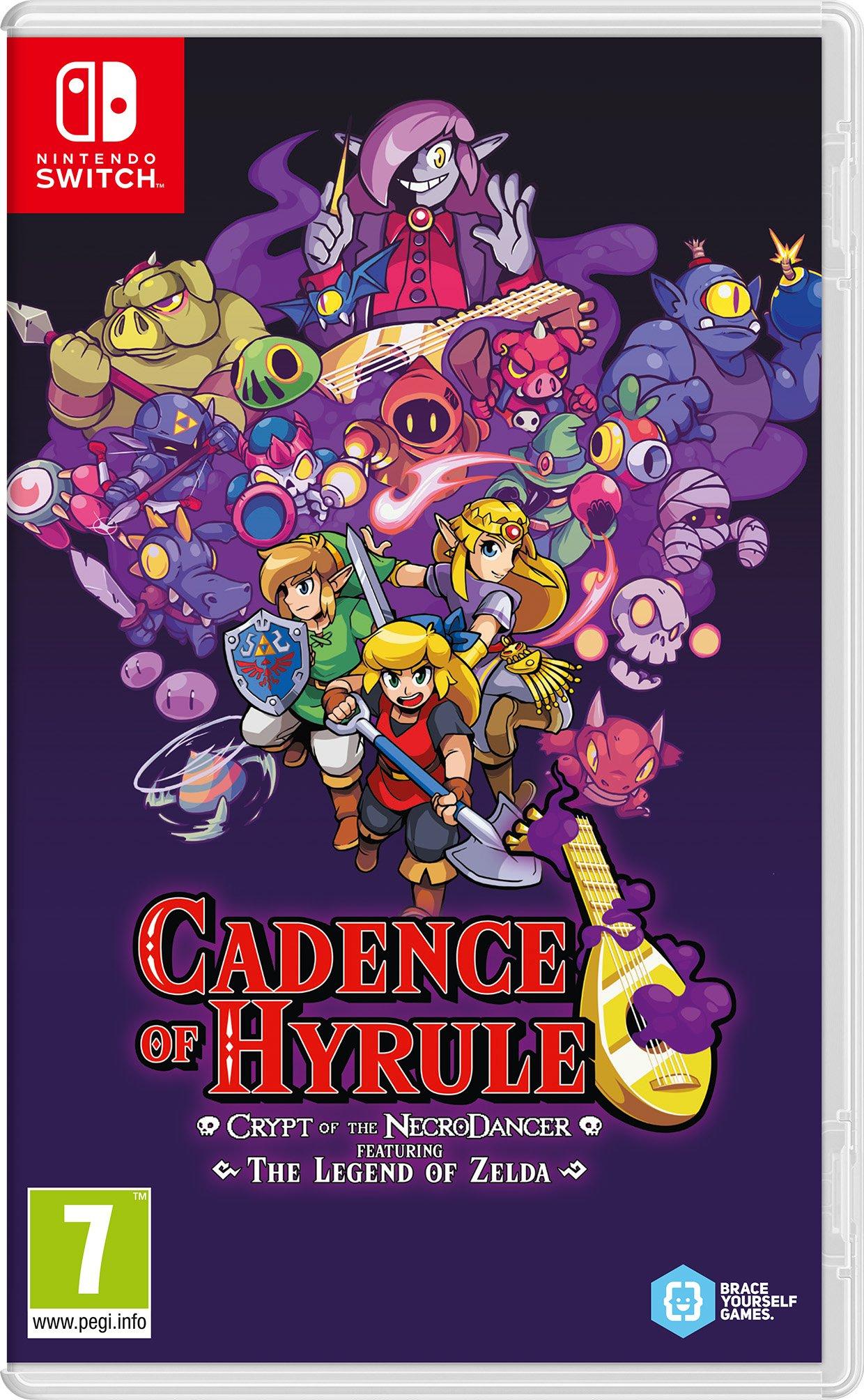 Cadence of Hyrule: Crypt of the NecroDancer