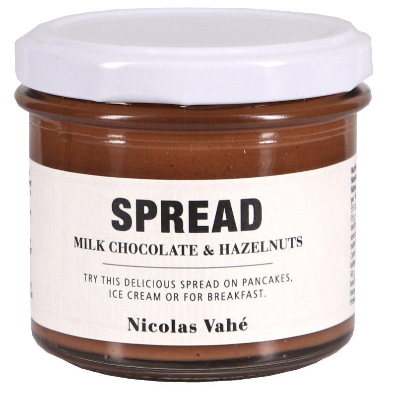 Mjölkchoklad- och Hasselnöttskräm - 75% rabatt