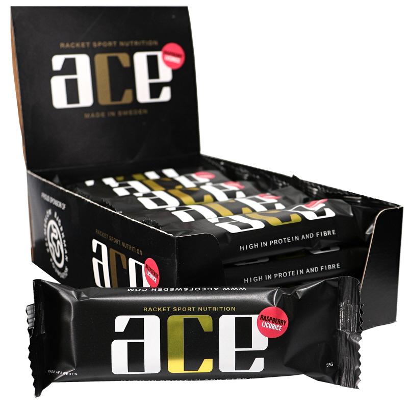 Proteinbars Hallon & Lakrits 20-pack - 50% rabatt