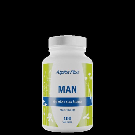 Man Vital, 100 tablettia
