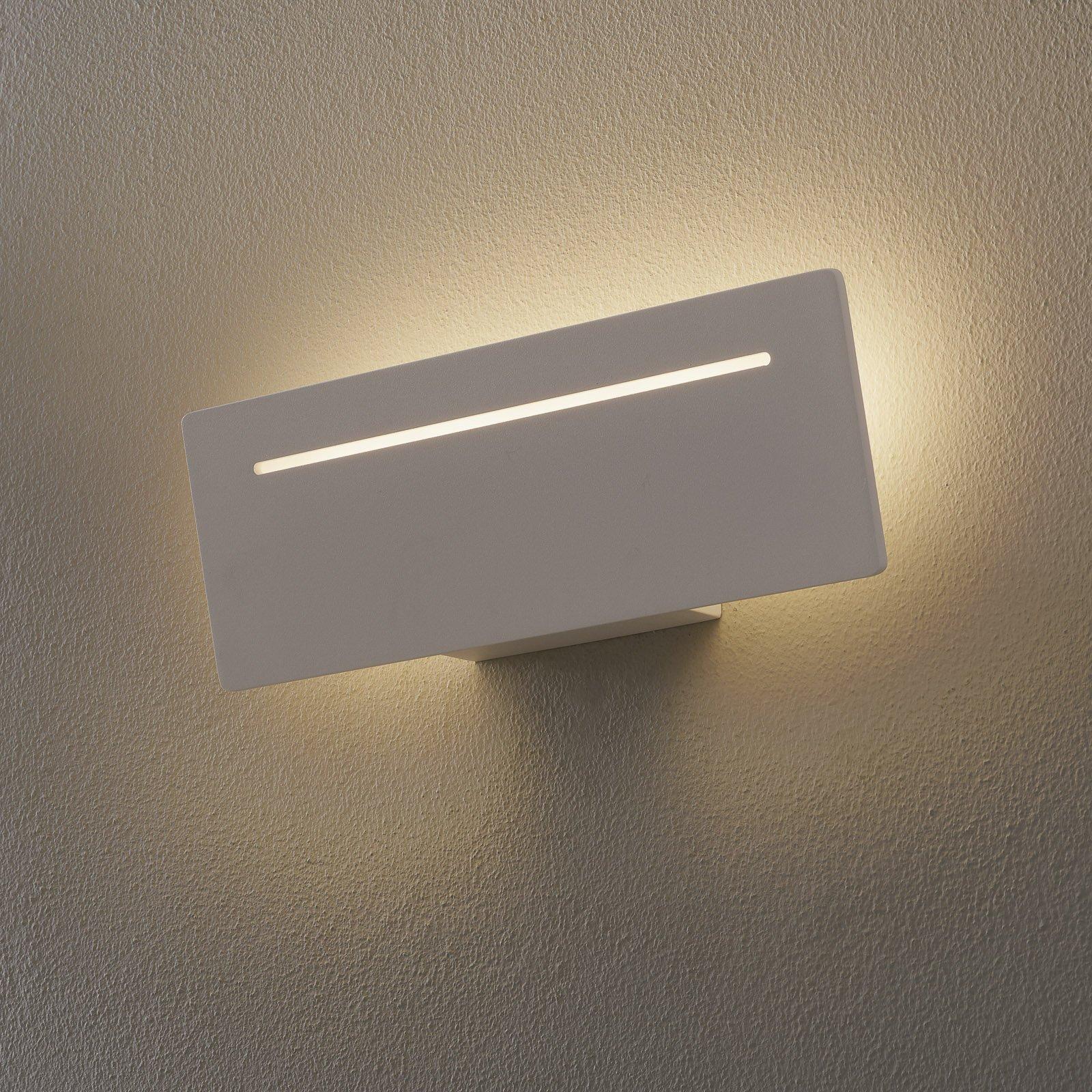 Toja LED-vegglampe, varmhvit, 35 cm